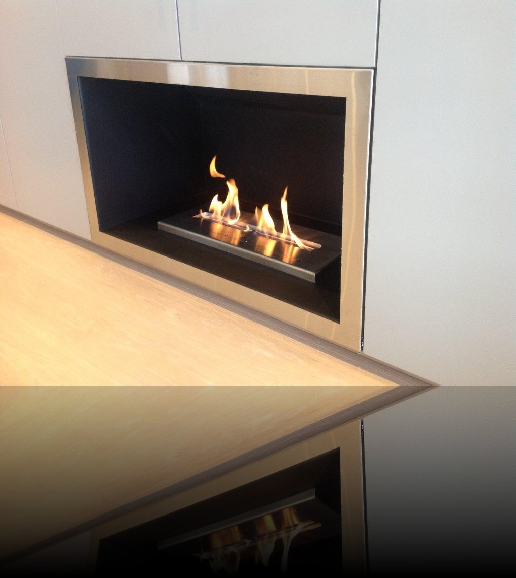 Awesome Wall Fireplaces Ideas Photos - The Wall Art Decorations ...